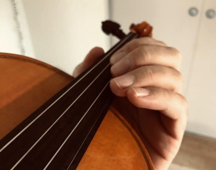 How long do I have to practice the violin every day?