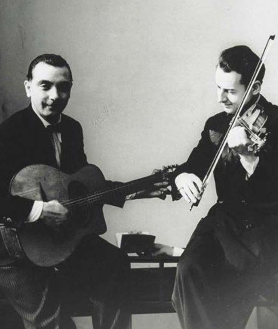 How to improvise on the violin