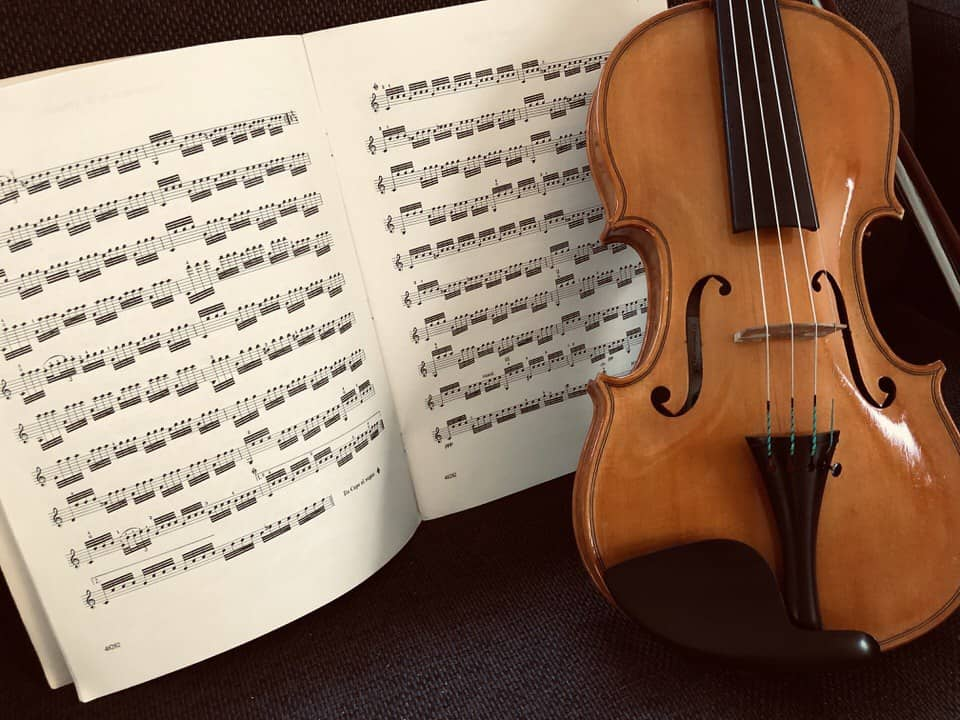 12 tips on how to practice the violin