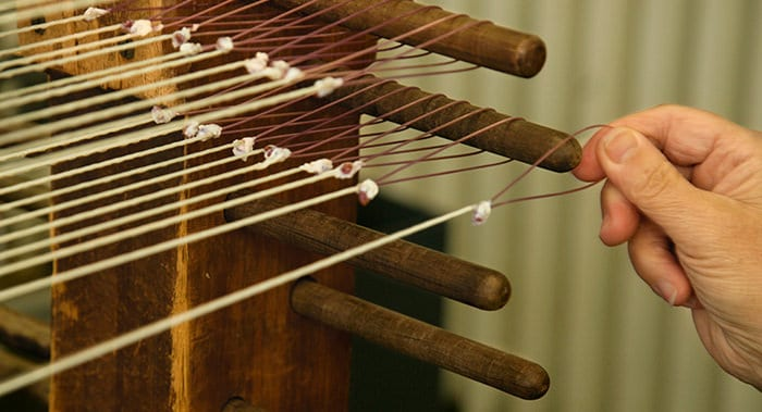 what are fiddle violin viola cello bass strings made out of