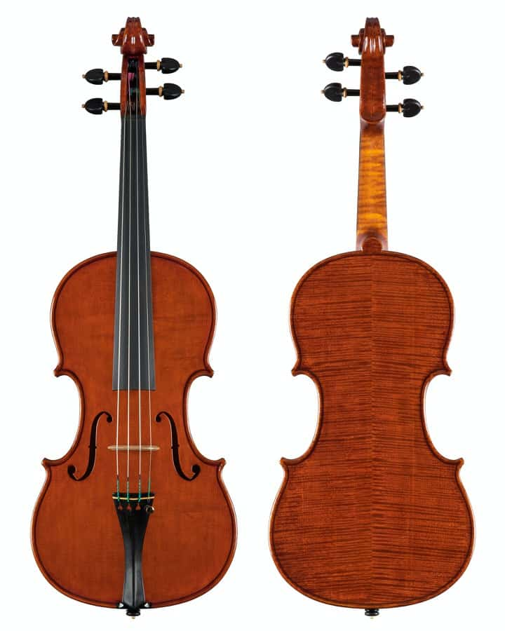 why are violin shape that way?